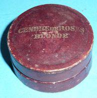 Rare Ancienne Boite à Poudre Poudrier Fard Cendre De Roses Pour Blonde BOURJOIS N°83 - Beauty Products