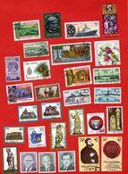 Lot De 29 Timbres MONDE Oblitérés - Briefmarken