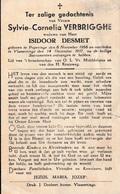 Poperinge, Vlamertinge, 1937, Sylvie Verbrigghe, Desmet - Santini