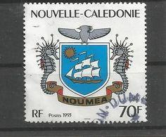 642  Blason De Nouméa   (pag4) - Nuova Caledonia