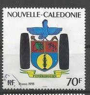 648  Blason De Ponérihouen  (pag4) - Nuova Caledonia
