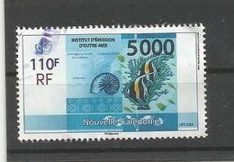 1210  Billet De 5000francs  (pag4) - Nuova Caledonia