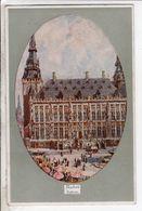 Cpa Illustrateur - Aachen Rathaus - Illustrateurs & Photographes