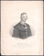 1839 Kremlicska János . Pozsonyi Kanonok. Litográfia. S: Lieder. 28x20 Cm - Gravures