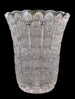 Ólomkristály Váza. Hibátlan. M: 20 Cm - Vidrio & Cristal