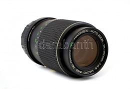 Hanimex Auto Zoom MC 75-150mm F/4.5 Objektív, Pentax-K Bajonettel, Szép állapotban - Macchine Fotografiche
