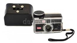 Kodak Instamatic 400 Fényképezőgép, Eredeti Tokjával - Appareils Photo