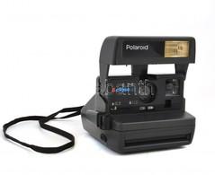 Polaroid Close Up 636 Fényképezőgép, Nem Kipróbált, Kisebb Kopásokkal, Egyébként Jó állapotban - Macchine Fotografiche