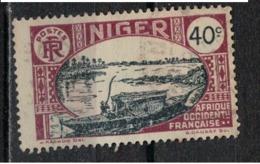 NIGER          N°  YVERT  :   39  ( 1 )       OBLITERE       ( Ob   6/ 52  ) - Used Stamps
