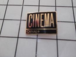 10215a Pin's Pins / Beau Et Rare / THEME : CINEMA / CANAL + - Cine