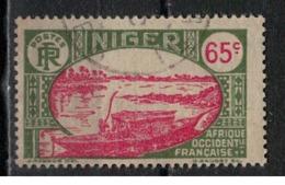 NIGER          N°  YVERT  :   42    ( 5 ) OBLITERE       ( Ob   6/ 52  ) - Used Stamps