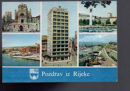 REF 506 CPSM Yougoslavie Pozdrav Iz Rijieke - Jugoslavia