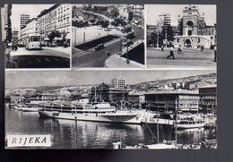 REF 506 CPSM Yougoslavie Pozdrav Iz Rijieke Rijeka - Jugoslavia