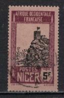 NIGER          N°  YVERT  :   50     OBLITERE       ( Ob   6/ 52  ) - Used Stamps