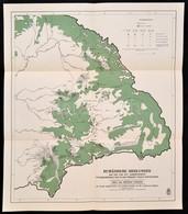 1943 Rumänische Siedlungen Des XIII. Und XIV. Jahrhunderts In Siebenbürgen Und In Den übrigen Teilen Ostungarns, Lépték  - Kaarten