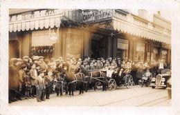 CIRQUE-PINDER- LES LILLIPISIENS DU CIRQUE PINDER-1936- PHOTO DIMENSION CARTE POSTAL - Cirque