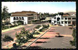 LOBITO - Praça Salazar. ( Ed. Da Livraria Magalhães) Carte Postale - Angola