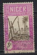 NIGER          N°  YVERT  :   74   ( 10 )            OBLITERE       ( Ob   6/ 52  ) - Used Stamps