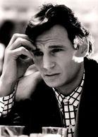 Grande Photo Originale Portrait De Liam Neeson Dans Darkman 1990 - Famous People