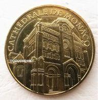Monnaie De Paris 98.Monaco - La Cathédrale 2012 - Monnaie De Paris