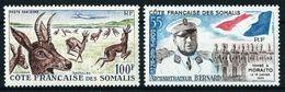 Somalia (Francesa) Nº A-26/7**/* Cat.14€ - Côte Française Des Somalis (1894-1967)