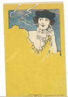 PHILIPP ET KTAMER - KOLOMAN ?  Femme à La Cigarette - Alle Retche Worbehalten !  (1506 ASO) - Illustrateurs & Photographes