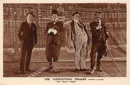 CIRQUE-CLOWN-THE TIMBERTOWN FOLLIES, RHE FOLLY FOUR - Zirkus