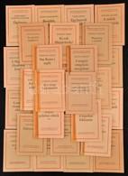 Gondolkodó Magyarok Sorozat 31 Kötete:  Bp.,1981-1988, Magvető. Kiadói Papírkötés, Változó állapotban, Közte 12 Volt Kön - Bücher, Zeitschriften, Comics