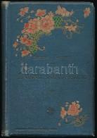 Herczeg Ferenc: A Dolovai Nábob Leánya. Színmű 5 Felvonásban. Bp., 1897, Singer és Wolfner. Második Kiadás. Kiadói Arany - Bücher, Zeitschriften, Comics