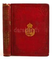 Orosz Ádám: Ötváltozatú Lant. Eger, 1871, Érseki Lyceumi Könyvnyomda, XVI+371 P. Korabeli Aranyozott Egészvászon-kötés,  - Bücher, Zeitschriften, Comics