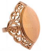 Arany (Au) 14K Gyűrű, Jelzett, Méret: 56, Nettó: 5,7 G - Bijoux & Horlogerie