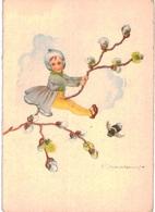 Thème -  Illustration - Herta Wassekampf - Abeille - 810 - Illustrateurs & Photographes