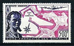 Somalia (Francesa) Nº A-25 Nuevo* Cat.68€ - Côte Française Des Somalis (1894-1967)