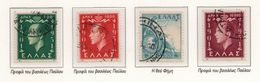 GREECE 1952 - Set Used - Greece