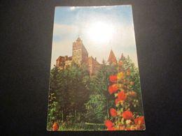 CP Romania: Cetatea Branului - The Bran Citadel - Le Chateau Fort De Bran - Die Burg Bran - Romania