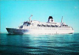Paquebot Ferry - LE NAPOLEON - Cie SNCM - 1980s - Fähren