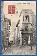 RARE CPA 81 ALBI - Rue Du Plancat - Albi