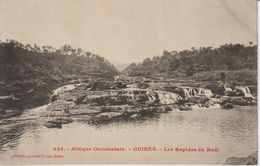 2028  FORTIER  Guinée Les Rapides Du Badi  Coll Géné Fortier Dakar N° 645  Vente Fermée  Le 26-07 - Guinée Française
