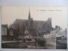 Amiens  Cathédrale Coté Nord - Amiens