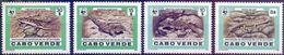 Cape Verde 1986, WWF. MNH. - Isola Di Capo Verde