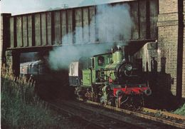 England Great Central Railway Norwegian State Railways 2-6-0 Class 21c No. 377 - Trains