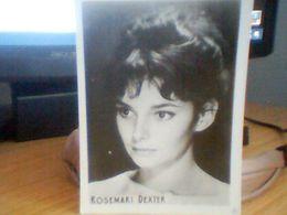 FOTO ROSEMARI DEXTER - Schauspieler