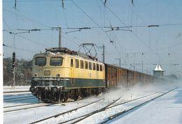 Deutschland Elektro-Güterzuglok 140 326-0 - Trains