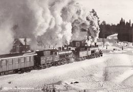 Suede Sweden E 2 Lok Op Inlandsbaan - Trains
