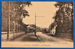 CPA 59 LOMME - Le Flaquet - Lomme