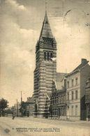 Merxem - La Nouvelle Eglise.  ANTWERPEN // ANVERS. Bélgica Belgique - Belgien
