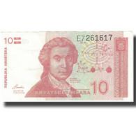Billet, Croatie, 10 Dinara, 1991, KM:18a, SPL - Croatie