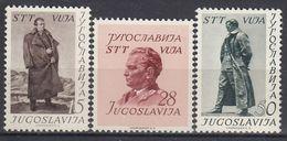 VUJA 68-70,unused - Yougoslavie