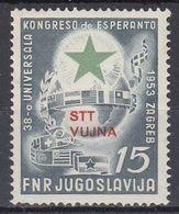 VUJA 105,unused - Yougoslavie