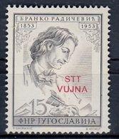 VUJA 108,unused - Yougoslavie